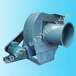 1000 Mm Wg 1-400 Hp Bag Filter ID Fan, For Industrial, Impeller Size: Up To 3000mm