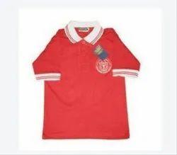Red School Summer T-Shirt