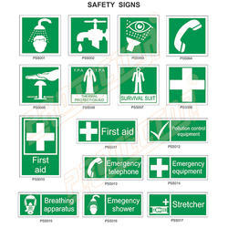 Safety Sign