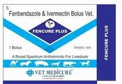 Veterinary Fenbendazole Ivermectin Bolus