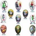 Paper Mache Easter Egg Custom Sized Easter Egg