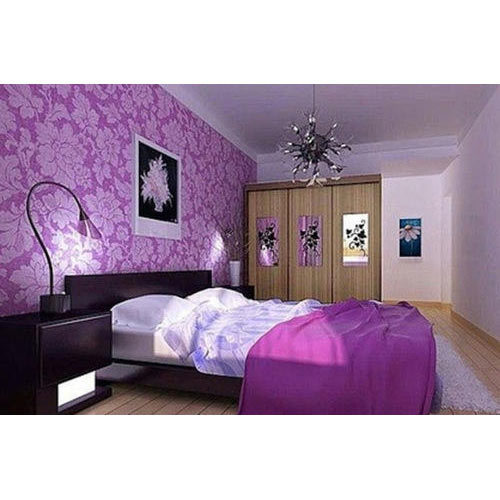 Designer Bedroom Wallpaper