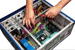 Desktop Location Visit Computer Repairing