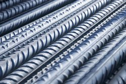 Mild Steel TMT Bar, For Construction, Grade: Fe 500