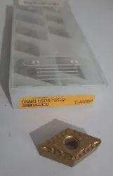 CVD 35 DEGREE DNMG Insert, For CNC Machine, Material Grade: Carbide