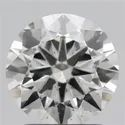 1.70ct Lab Grown Diamond CVD G SI1 Round Brilliant Cut IGI Crtified Type2A
