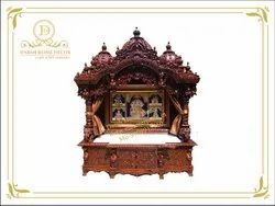 Wooden Temple for USA Home
