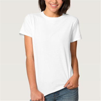 bacd8115fe969 Women Half Sleeve Plain Lycra Cotton T-Shirts