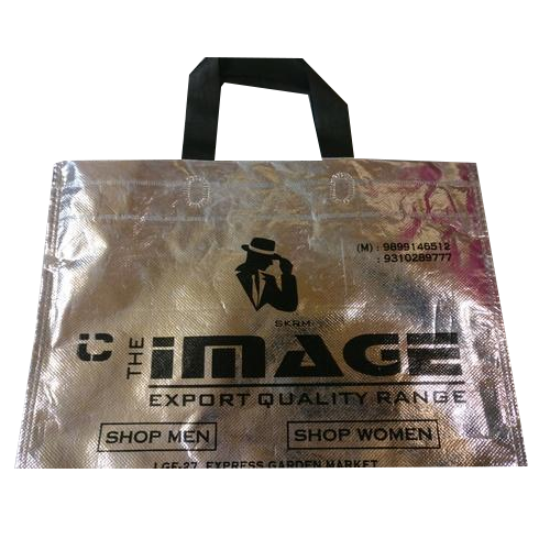 Laminated Non Woven Bag; Thickness: 40 - 60 GSM