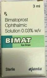 Bimat Eye Drops 3 mL