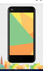 Micromax Bharat 3 Mobile, Memory Size: 16GB, Screen Size: 4.5 Inches