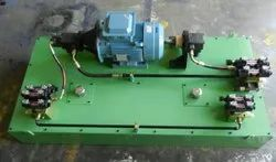 Hydraulic Power Pack For Roll Bending Machine