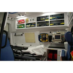 ICU Ambulance Ventilator Rental Service
