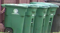 Municipal Garbage Bin