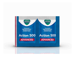 Vicks Action 500 Advanced