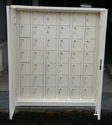 Ashpri Mild Steel Locker With Door