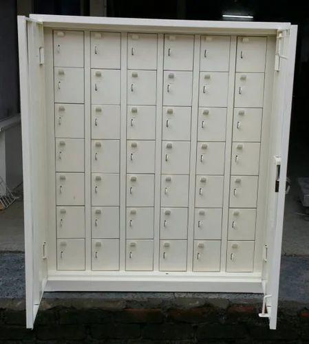Ashpri Mild steel Locker With Door