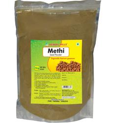 Natural and Vegan Methi Seeds - Fenugreek Powder 1 kg