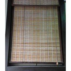 bamboo window blinds outside mount stylish bamboo window blind blinds in bengaluru karnataka get latest price from