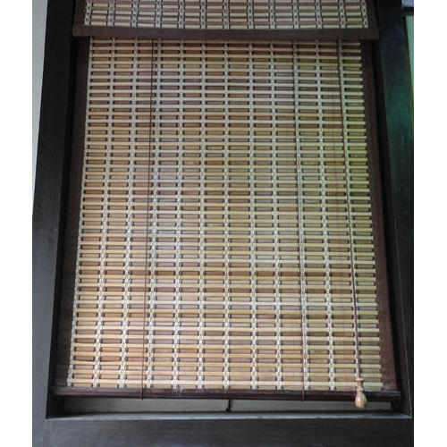 Unique Bamboo Window 4