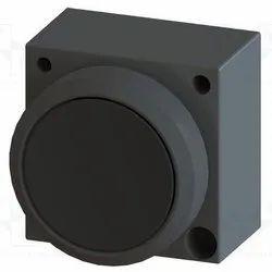 Siemens 3SB50 00-0AB01 Black Color Actuator Normal Operation Type Push Button