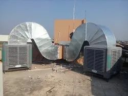 EcoAir Fiber Centralized Air Cooling System, for Industrial Use