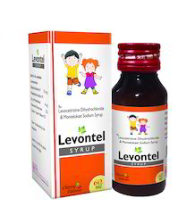 Levocetirizine & Montelukast Syrup
