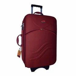 Maroon Dilegent 24 Inch Luggage Trolley Bag 97c1bcf012e33