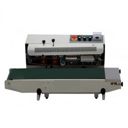 M.S. Horizontal Heavy Duty Continuous Band Sealer