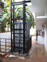 Hydraulic Goods Elevator Lifts