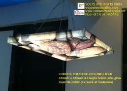 Customized Side Glow Hanging Ceiling