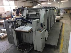 ADAST 745 4 Color Used Offset Pres Machines