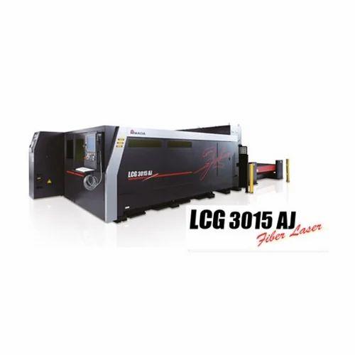 Amada Laser Machine LCG3015AJ, Laser Machine