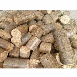 Smokeless Biomass Briquette