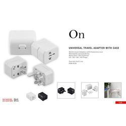 ON- Universal Travel Adapter with Case