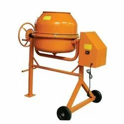 Portable Type Cement Mixer