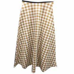 a3f6f39566 Girls Cotton Checkered Skirt, Rs 745 /piece, Arth Fashion   ID ...