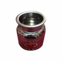Silver Stainless Steel Lota, For Kitchen, Packaging Type: Packet