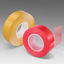 Double Side Polyester Tapes