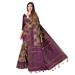 1568 Jacquard Silk Saree
