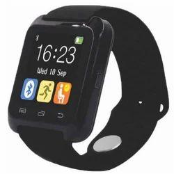 Black U8 Wrist Smart Watch