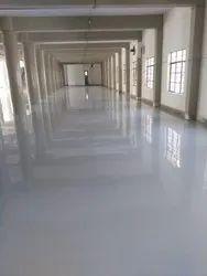 Industrial Floor Repairing