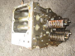 Cummins Engine Cylinder Head