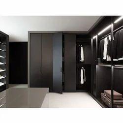 Bedroom Aluminium Wardrobe