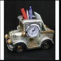 Car Shape Clock