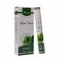 Aromatika Hexa Pack Incense Stick-20 Sticks-aloevera