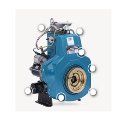 Direct Injection Air Cooled Diesel Engine