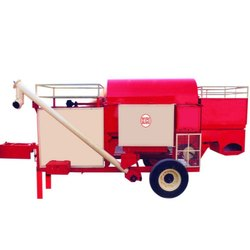 Multi Crop Thresher with conveyor