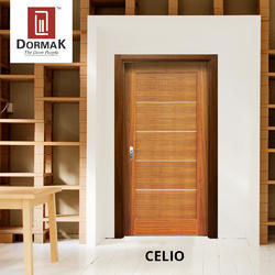 Celio Veneer Designer Wooden Doors