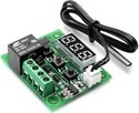 W1209 DC 12V -50 To  110 Temperature Sensor Control Switch Thermostat Thermometer
